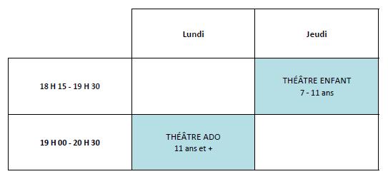 Théâtre H20